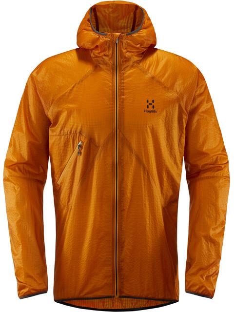 Haglöfs L.I.M Shield Comp - Veste Homme - orange